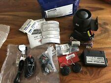 Fiat Grande Punto NEW GENUINE FIAT accessory alarm kit 50901288 10C