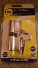 Yale Euro Cylinder Lock