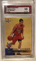 2009-10 Stephen Curry Upper Deck 'Star Rookies' #234 - ONLY Grade 10 GEM on eBay