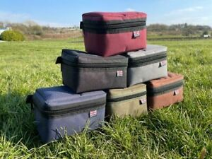 Large Reel Cases.  British made by Midwater for Coarse, Carp or Sea Fishing.