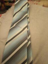 Blue Striped Gents Tie