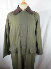 "BARBOUR Burghley Verde Cera Country Cappotto Taglia 38"" - SUPERBA"