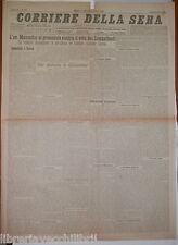 5 agosto 1924 Mussolini contro il voto combattenti Matteotti Morte Conrad di e