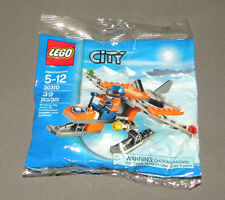 LEGO Arctic Scout CITY Set 30310 w Minifigure Polybagged NEW