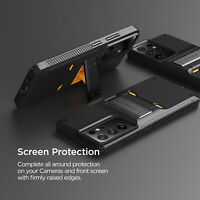 For Galaxy S21/ Plus/ Ultra Case VRS® [Damda QuickStand Pro] Kickstand Cover