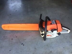 Stihl Chainsaw 034Av