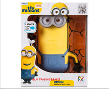 Minions Kevin 3D Light Despicable Me 3D FX Deco Wall Night Light Lamp Gift Kids