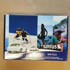Clarion SIR-CL2 Sirius Car Satellite Radio Tuner for Compatible Clarion Receiver
