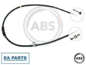 Cable, parking brake for MITSUBISHI PROTON A.B.S. K14767