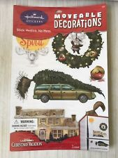 Hallmark Moveable Window Decorations Christmas Vacation Griswold House Moose Mug