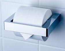 - Dorf Motif Toilet Roll Holder Chrome 2393.04