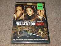 HOLLYWOODLAND Widescreen DVD - Adrien Brody/Diane Lane/Ben Affleck SEALED/NEW