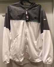 Carolina Panthers Nike Champ Drive Flash Hybrid Full-Zip Jacket Medium NWT $100
