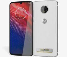 Motorola Moto Z4 XT1980-1 | 128GB | White (Fully Unlocked) CDMA+GSM