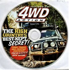 AUSTRALIAN 4WD ACTION The HIGH COUNTRY'S Best Kept Secret! DVD #179 DISC ONLY R0