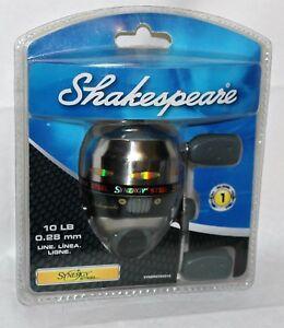 New Shakespeare Synergy Steel Reel 2001S