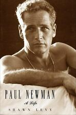 Paul Newman: A Life, Levy, Shawn, Good Condition, Book