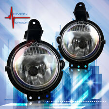 2007-2015 Mini Cooper Fog Lights Clear PAIR LEFT AND RIGHT