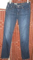 """Adriano Goldschmied The Stevie slim straight  jeans 27 27R  AG 30"""" inseam"""