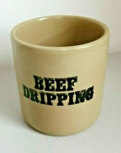Beef Dripping Pot by Pearsons of Chesterfield