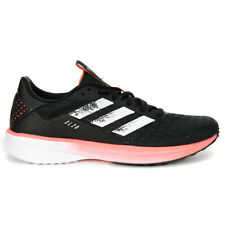 Adidas SL20 Core Black/Cloud White/Signal Coral Unisex Running Shoes EG1144 NEW