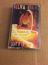 DJ Silva Sir-Fa Tape Light It Up CLASSIC NYC 90s Hip Hop Mixtape Cassette Tape