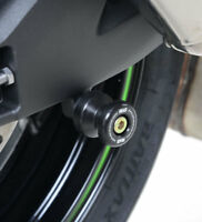 Suzuki SV650 (2016-2018) R&G Racing Black Cotton Reels/Paddock Stand Bobbins