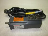 Emerson Motion Control NTE-212-CONS-0000 Servo Motor with Power Cord Untested