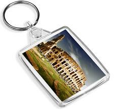 Key Ring Jewellery Bag Italy Colosseum Rome Registered Roma Italia