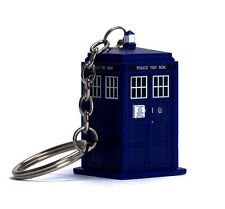 Doctor Who Tardis Keychain Torch/Porte-clés - * Brand New *