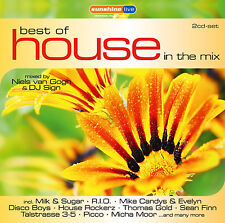 CD House in the Mix Best of di Various Artists 2cds