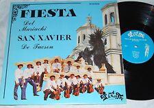 FIESTA DEL MARIACHI SAN XAVIER DE TUCSON Fiesta LP RALPH HINTON w/Promo 8x10