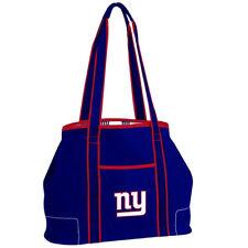 NFL New York Giants Hampton Style Hand Bag Tote Bag