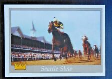 1996 Horse Racing Jockey's Guild Star Cards