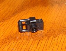 NEW Lego Lot of 2 Black Camera Accessories