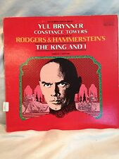 Vintage 1977 Collectible Yul Brynner Constance Towers The King And I ABL12610