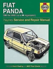 Fiat Panda Haynes Car Service & Repair Manuals