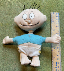 Vintage 1997 Nickelodeon Tommy Pickles Soft Toy