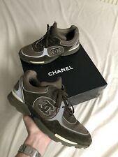 Chanel Runners - Size 44 - Brown/Khaki - 2014 Capsule Collection