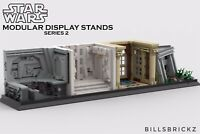 **SALE** Series 2 - Lego Star Wars MOC Modular Display PDF Instructions Only