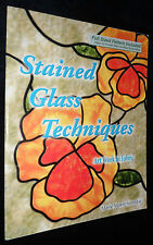 Stained Glass Techniques : Art Work in Fabric by Marie M. Seroskie 1999, PB