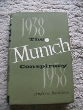 The Munich Conspiracy. By  Andrew Rothstein