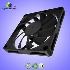 Ventilatore Ultra Sottile (80x80x10mm) 2 PIN 5 V DC Case Ventola, Raffreddamento a LED, CPU (8x8x1cm) Regno Unito