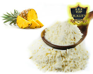Pineapple Dried Fruit Powder - Juice Lollies Jelly Shakes Cake Smoothies