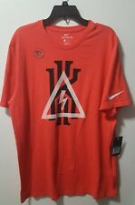SZ XL RARE!! Nike Dri-Fit Dry T-Shirt Kyrie Triangle Red/Black/White 917372-602