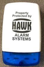 Burglar Alarm Box Sticker - Dummy Alarm Box Sticker - Fake Alarm Box Sticker