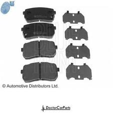 Brake Pads Rear for HYUNDAI i800 2.5 08-on D4CB CRDI Bus Diesel ADL