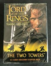 Aragorn 60 Card Starter Deck, Two Towers (Lord of the Rings TCG)