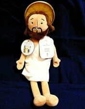 New The Easter Story: Jesus Lives! plush doll Christian gift 12 inches