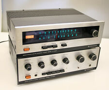 Kenwood KA-4002 Solid State Stereo Amplifier Tuner pair Vintage repair